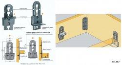 Крепеж строительный и мебельная фурнитура используемая в статьях сайта